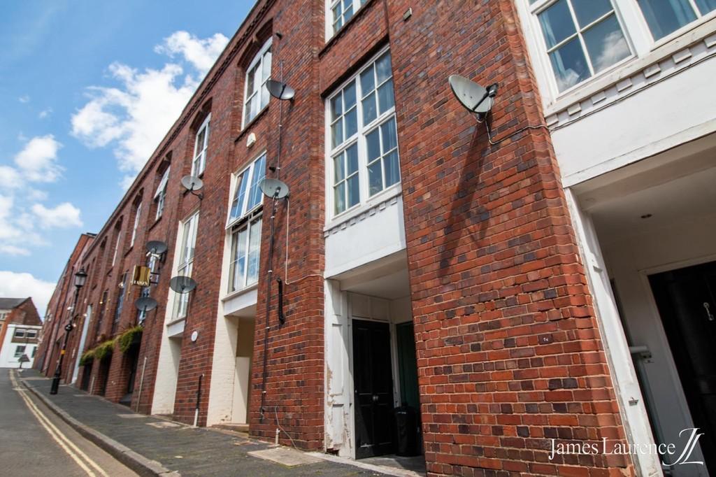 Image 1/11 of property 1 James Street, St. Pauls Square, Jewellery Quarter, B3 1SD