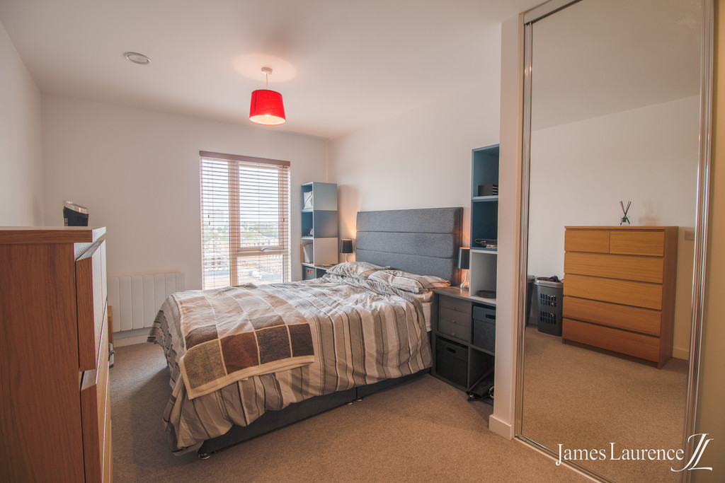 Image 4/9 of property Roosevelt Apartments, 1 Lexington Gardens, Park Central, B15 2DU