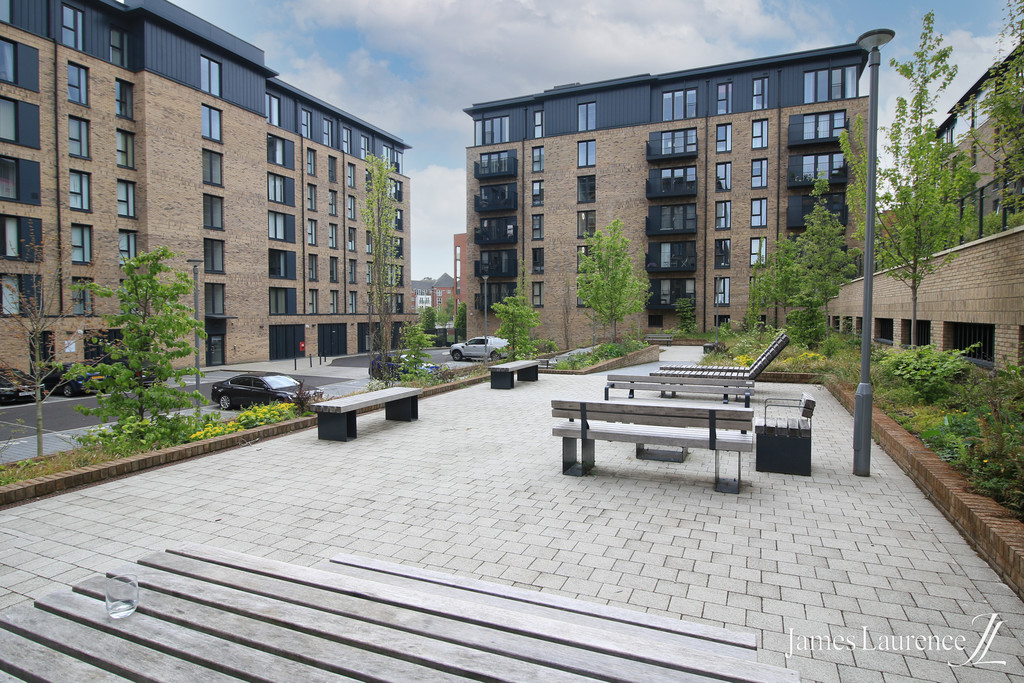 Image 9/9 of property Roosevelt Apartments, 1 Lexington Gardens, Park Central, B15 2DU
