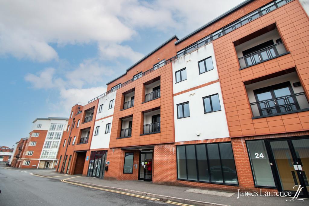 Image 1/8 of property Arena Court , 26 Clement Street , Birmingham, B1 2SL