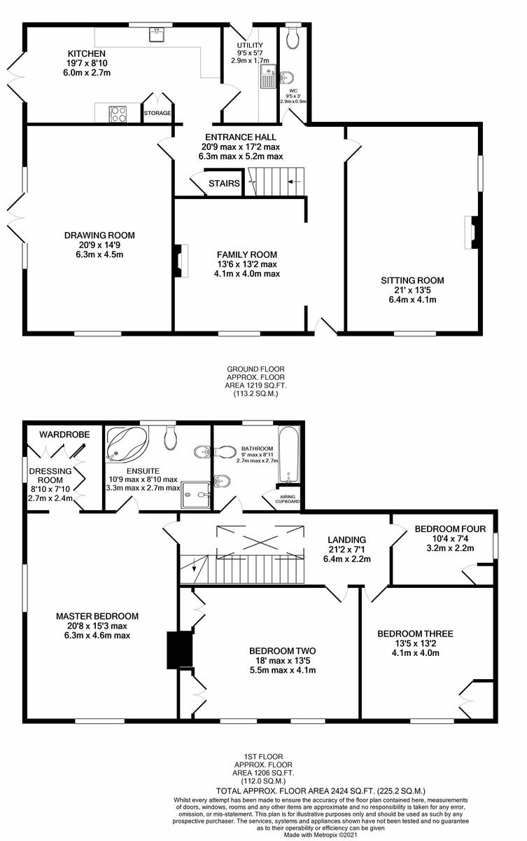 Sardon House, Edgbaston floorplan 1 of 1