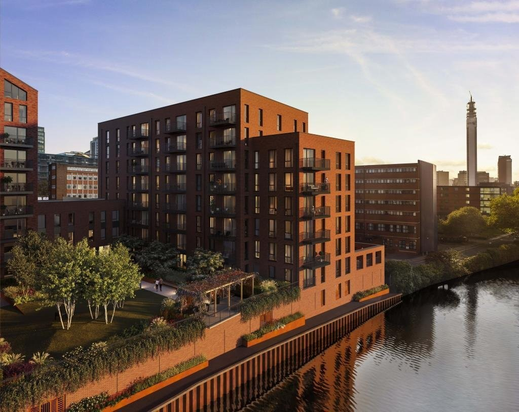 Image 14/14 of property The Barker, Snow Hill Wharf, 61 Shadwell Street, B4 6LL