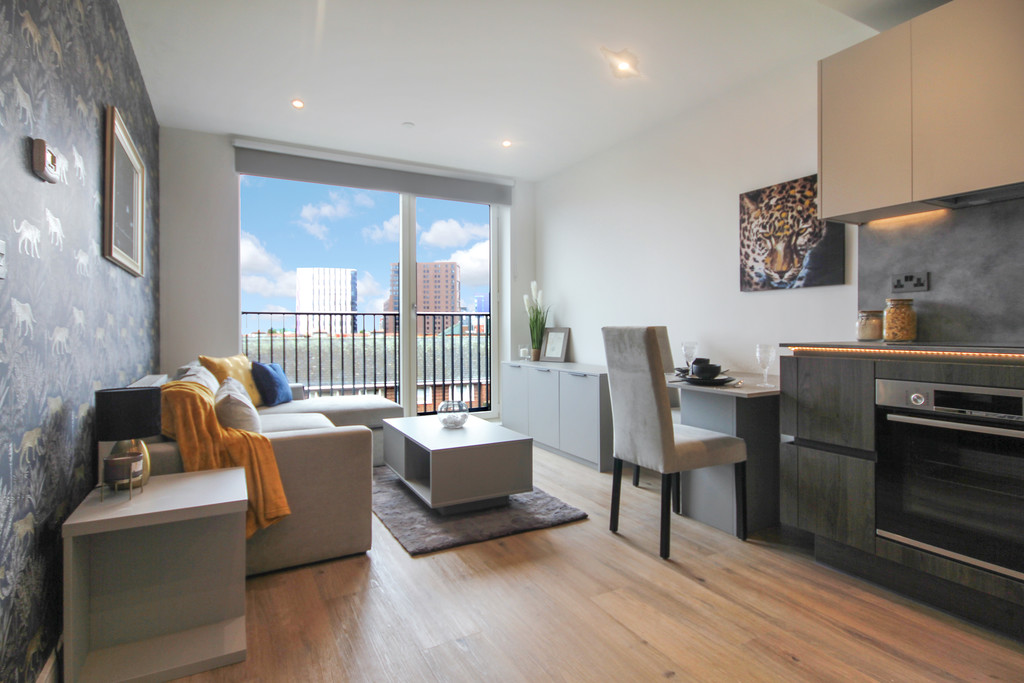 Image 2/14 of property The Barker, Snow Hill Wharf, 61 Shadwell Street, B4 6LL