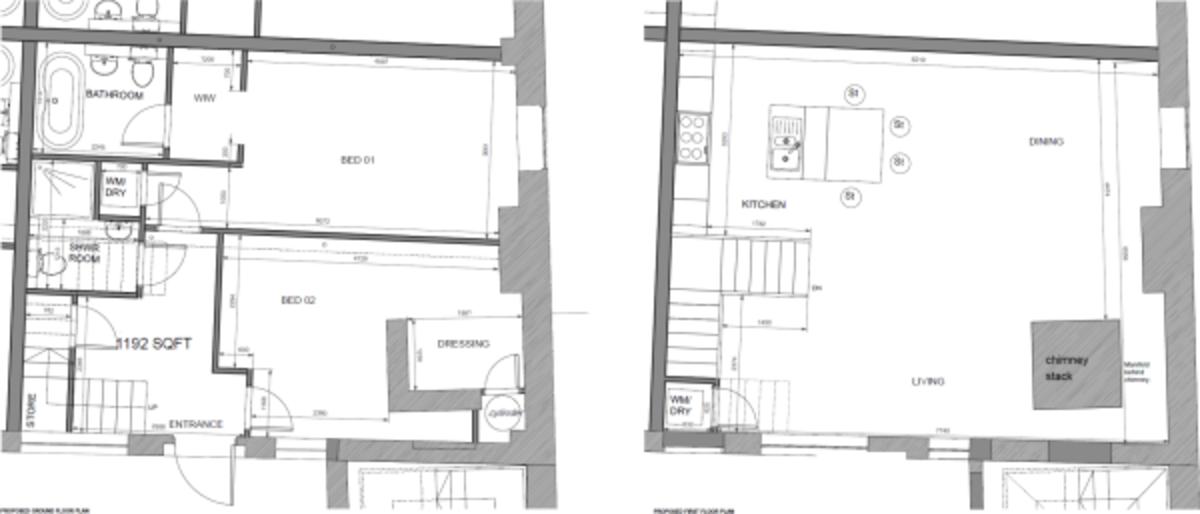Comet Works, 44 – 47 Princip Street, Birmingham City Centre floorplan 1 of 1