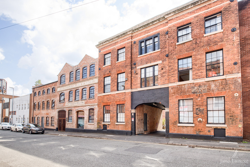 Image 2/15 of property Comet Works, 44 - 47 Princip Street, Birmingham City Centre, B4 6NS