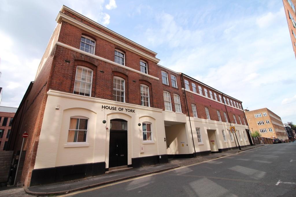 Image 1/8 of property House Of York, 29 Charlotte Street, Jewellery Quarter, B3 1PT