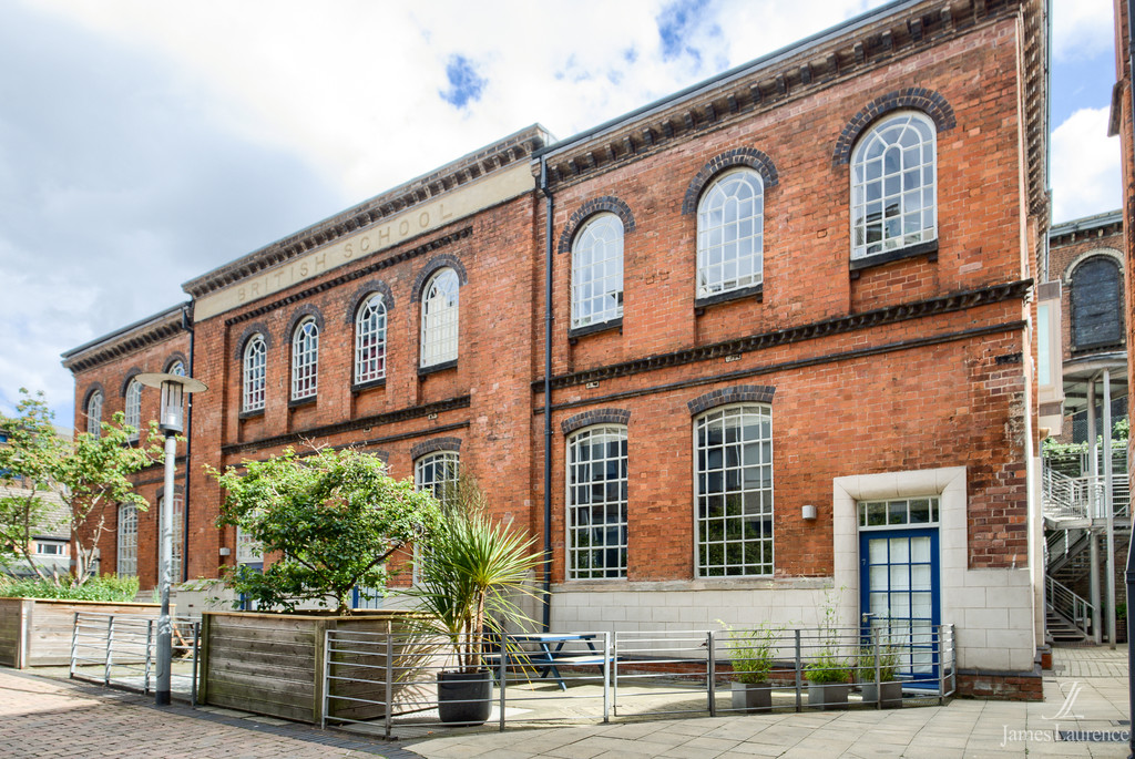 Image 1/11 of property Scholars Gate, 80 Severn Street, Birmingham City Centre, B1 1QG