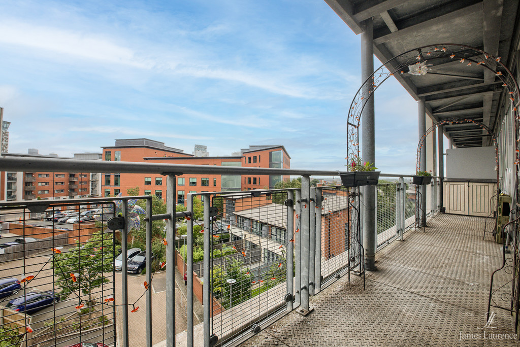 Image 3/10 of property Langley Walk, Park Central, Birmingham City Centre, B15 2EN