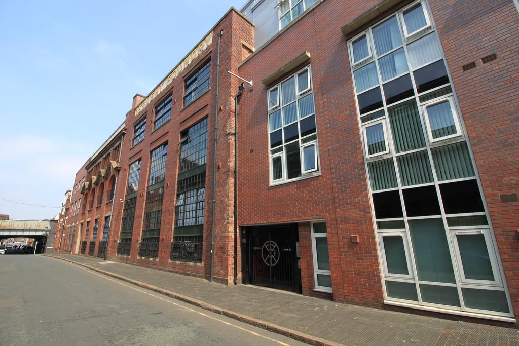 Derwent Foundry, Mary Ann Street, Birmingham