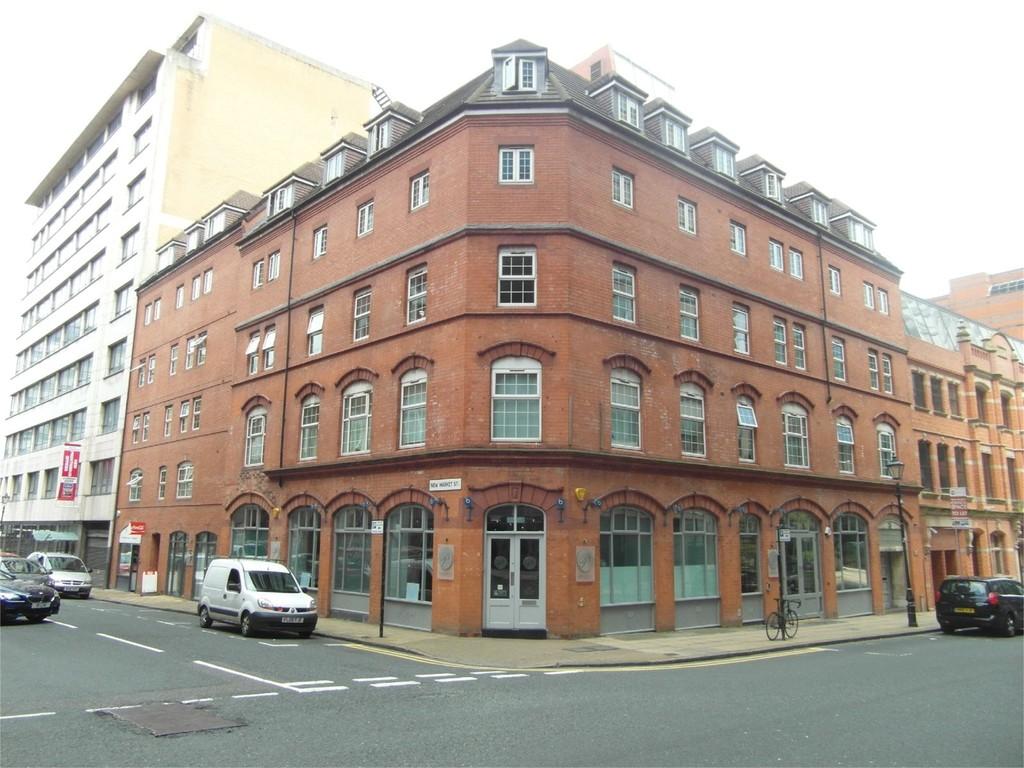 New Market Street, Birmingham, West Midlands