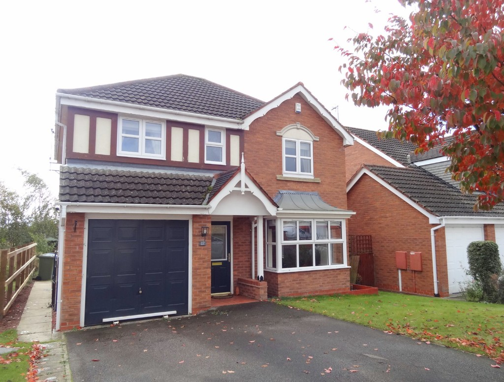 4 bedroom Detached House - Swallow Road, Driffield