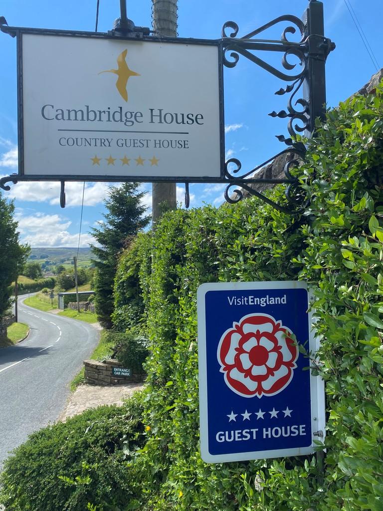 Cambridge House, Arkengarthdale Rd, Reeth, Richmond, DL11 6QX  - 0
