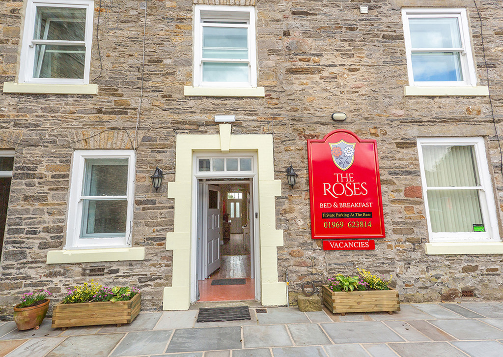 The Roses, Market Place, Leyburn, DL8 5BJ - 0