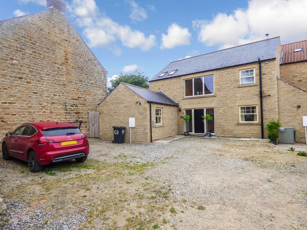 Chapel Barn, Finghall - 0