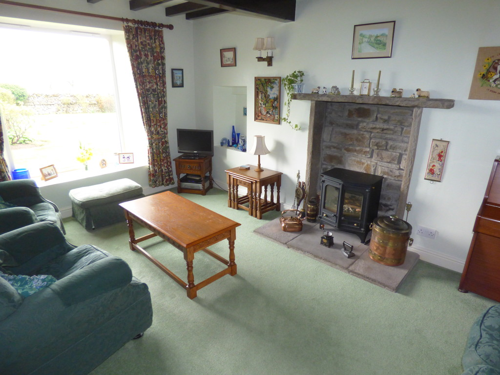 East End Cottage, Burtersett - 0