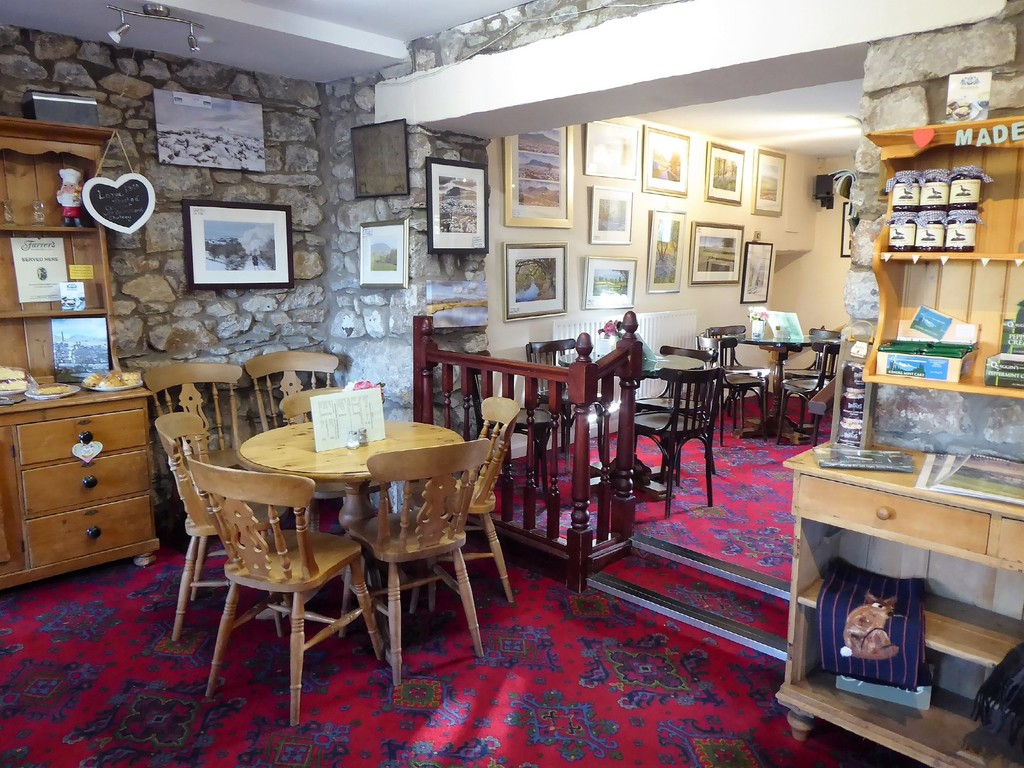 Curlew Crafts Tearoom, Main Street, Ingleton - 0