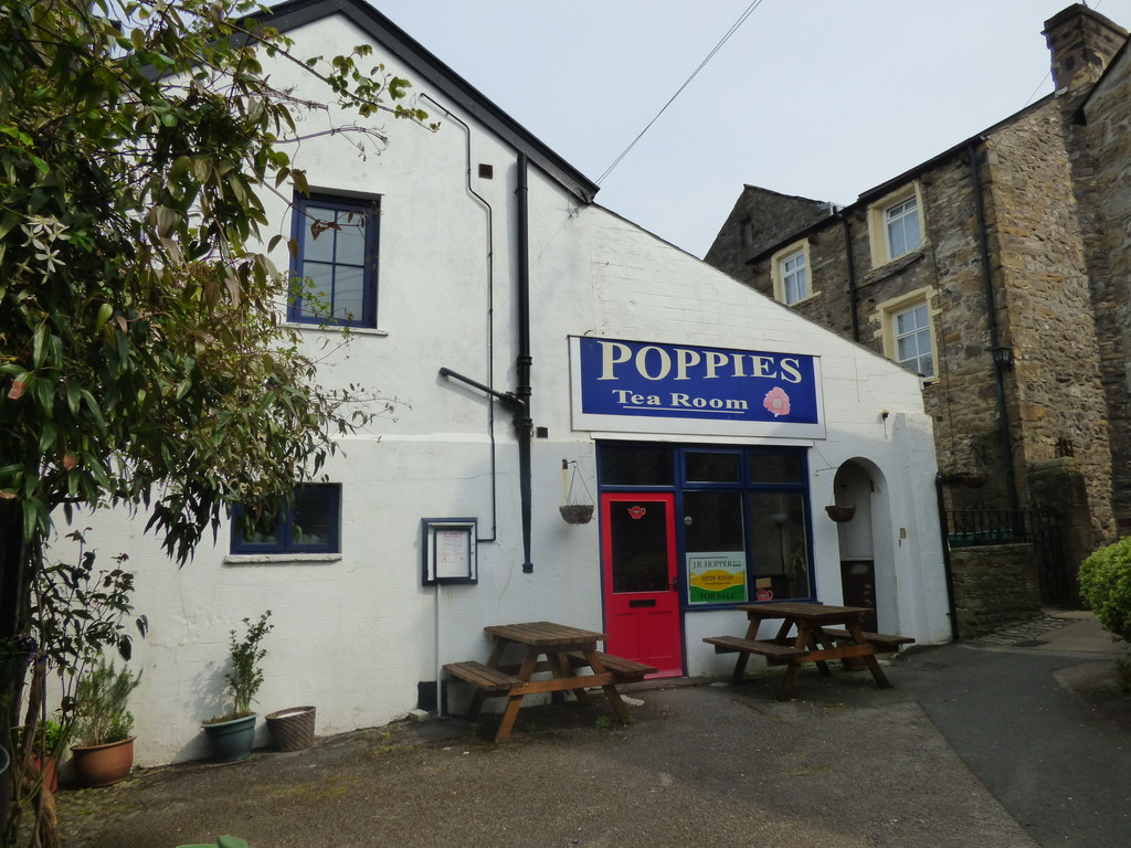 Poppies Tearoom, Settle  - 0