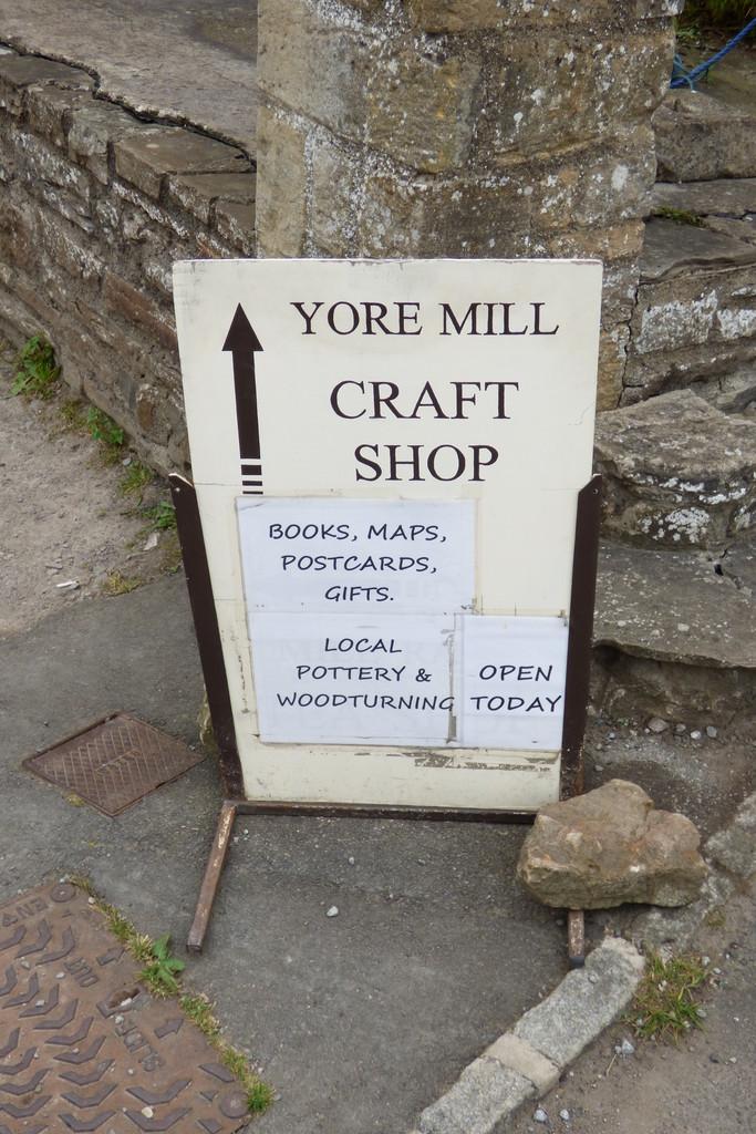Yoremill Craft Shop, Aysgarth - 0
