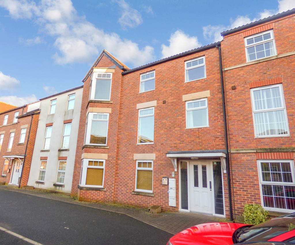 Flat 12, Gate House, Goosecroft Lane, Northallerton - 0