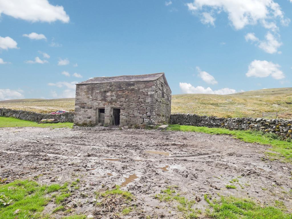 Smithy Gill Barn, Mallerstang - 0