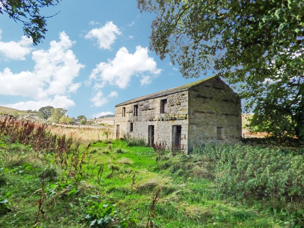 Tom's Barn, Appersett, DL8 3LN - 0