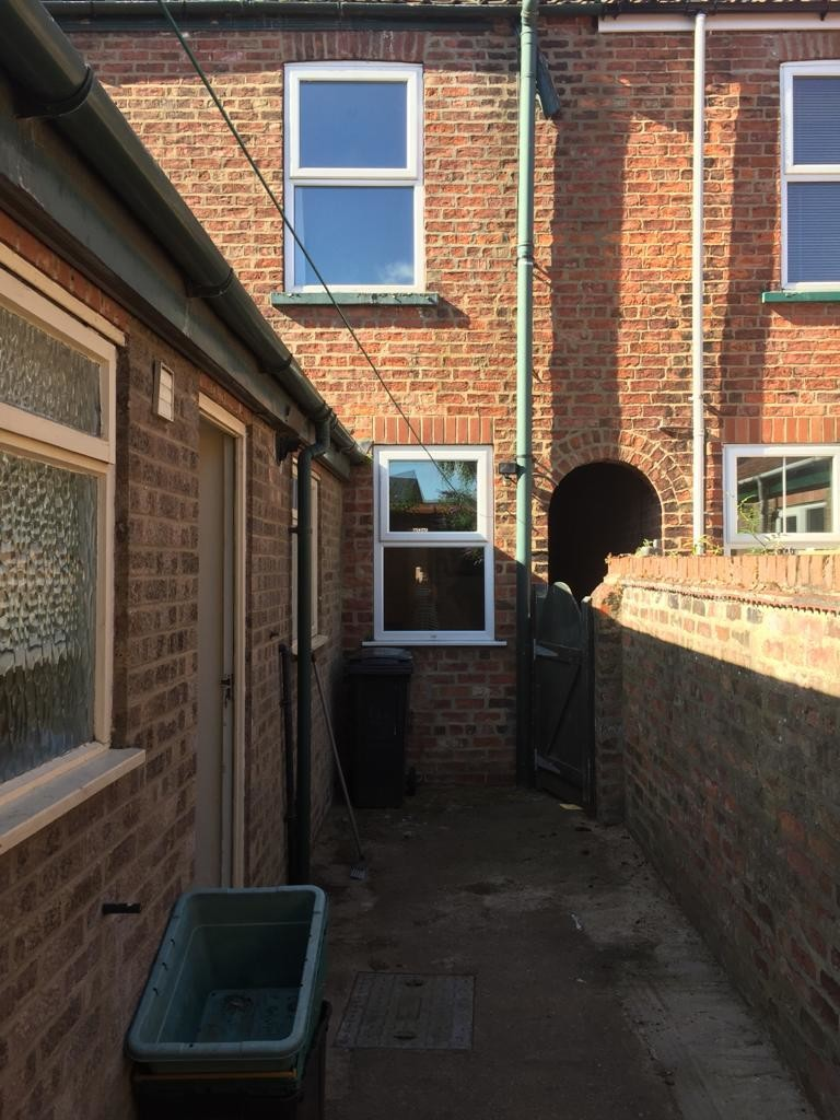 Student accommodation on Wellington Street, Heslington Road - image 09
