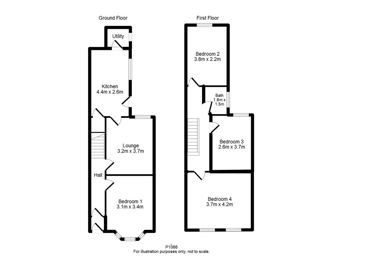Student housing on Garth Terrace, Burton Stone Lane - floorplan 01