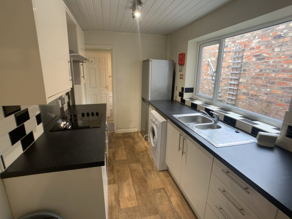 Student accommodation on Nunnery Lane, South Bank - image 02