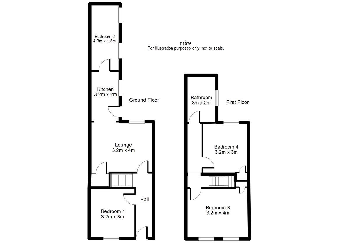 Student housing on Queen Victoria Street, South Bank - floorplan 01
