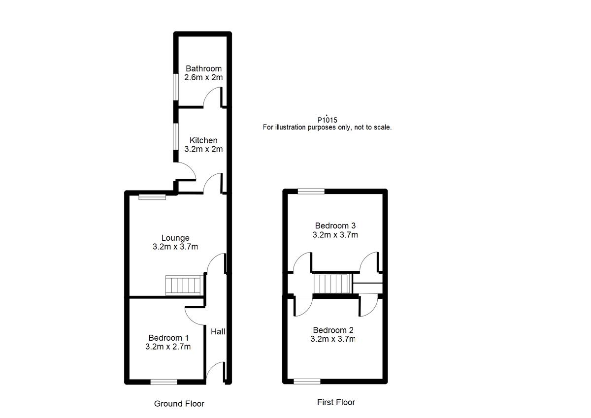 Student housing on Horner Street, Burton Stone Lane - floorplan 01