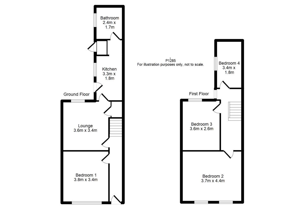Student housing on Thorpe Street, South Bank - floorplan 01