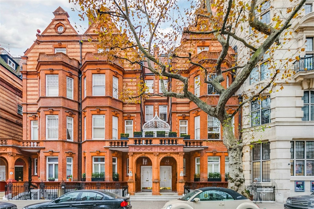 Sloane Gardens,  Belgravia,  London,  SW1W