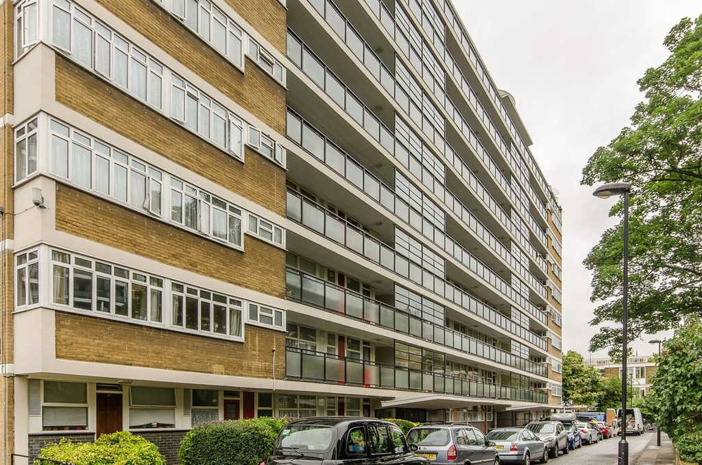 Bramwell House,  Churchill Gardens,  Pimlico,  SW1V