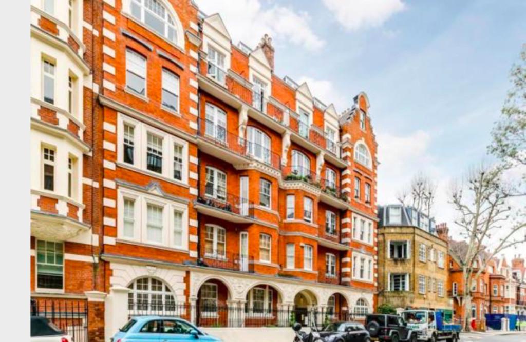 Priory Mansions,  Drayton Gardens,  South Kensington,  SW10