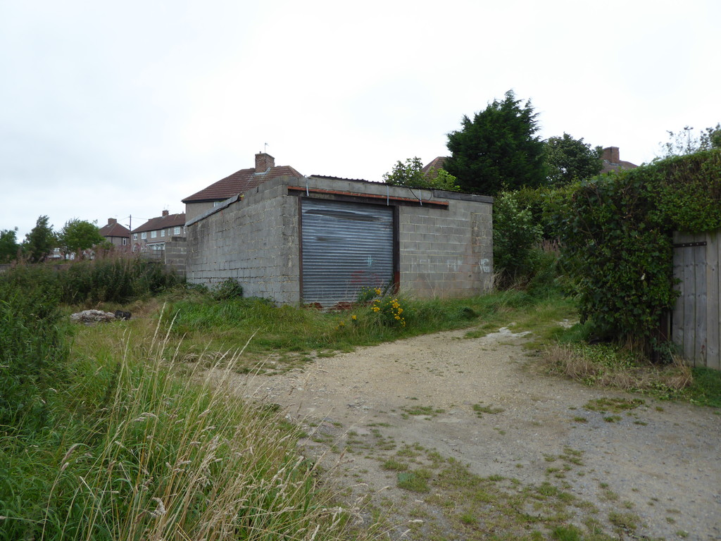 Potential Development Site to the Rear of 6 Thornley Terrace, Tow Law