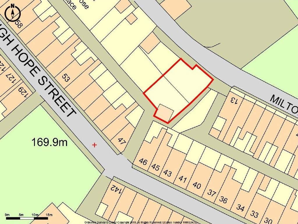 Land At Milton Street, Crook