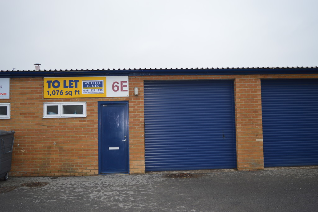 Castle Close, Industrial Estate, Crook