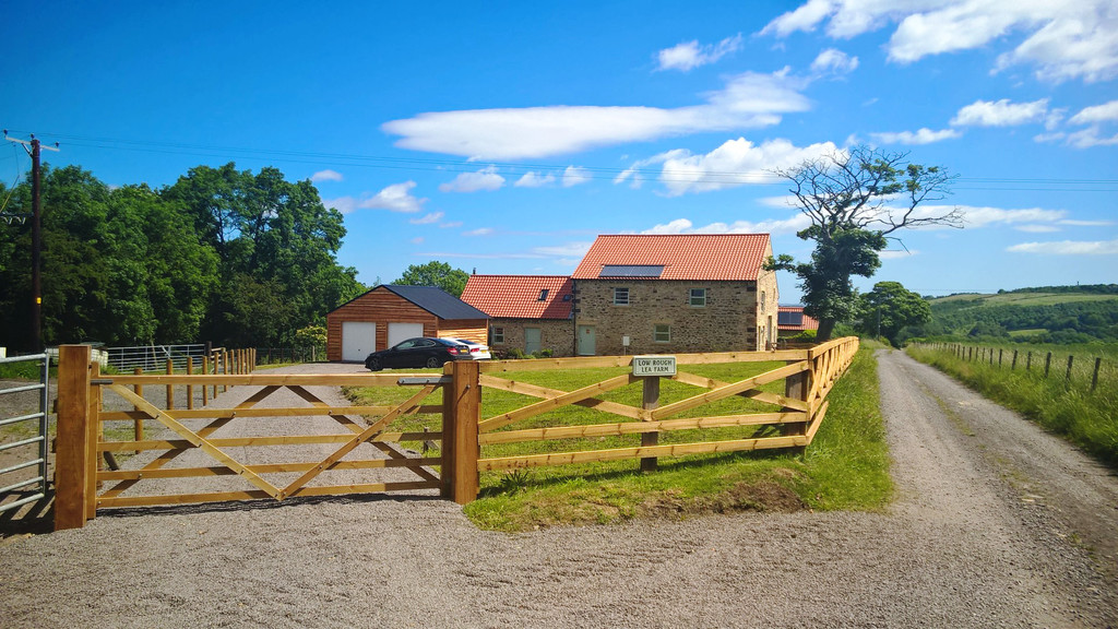 Low Rough Lea Farm, Hunwick, Crook
