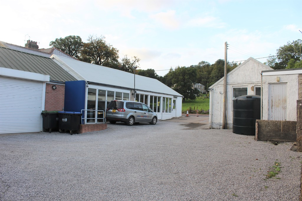 Alston Road Garage, Middleton In Teesdale, Barnard Castle