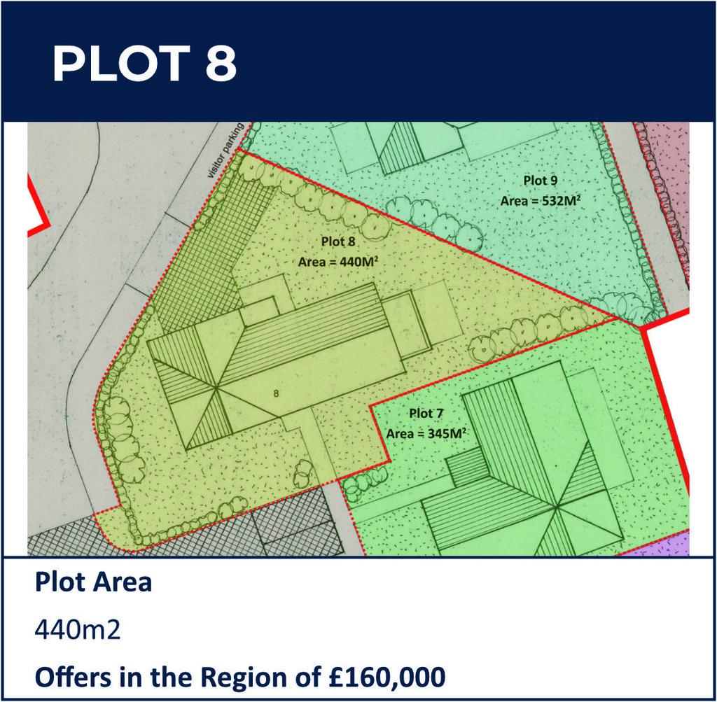 Plot 8, Green View Lodge, Hamsterley