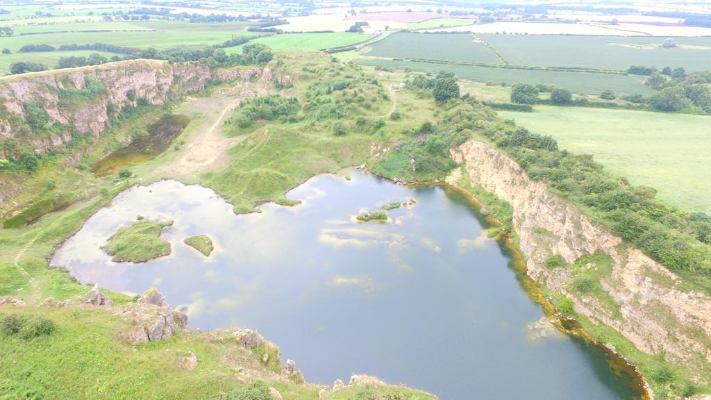 Running Water Quarry, Durham