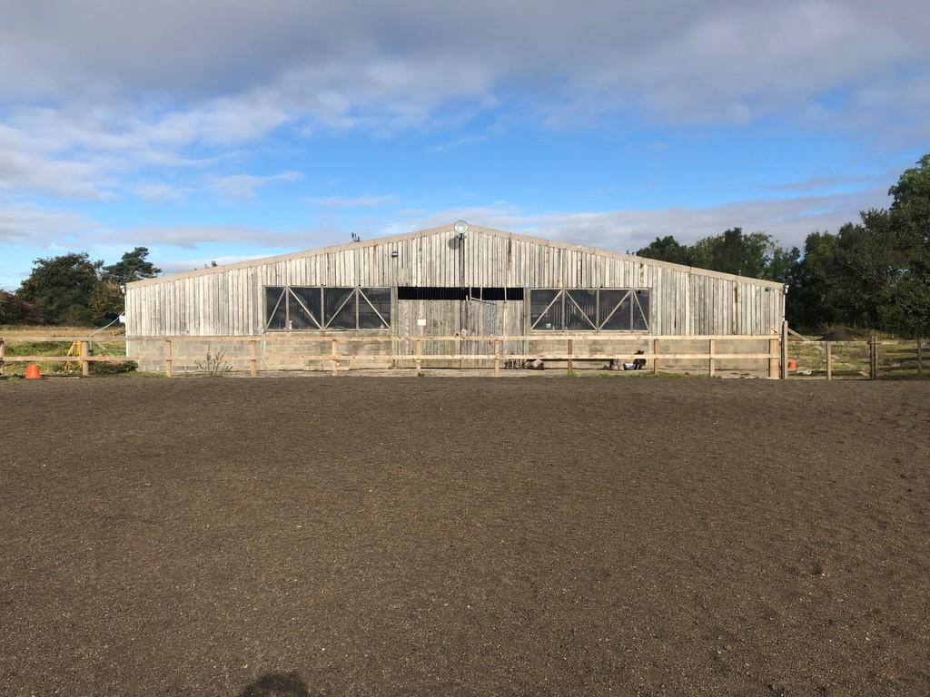 Prestwick Home Farm Stables