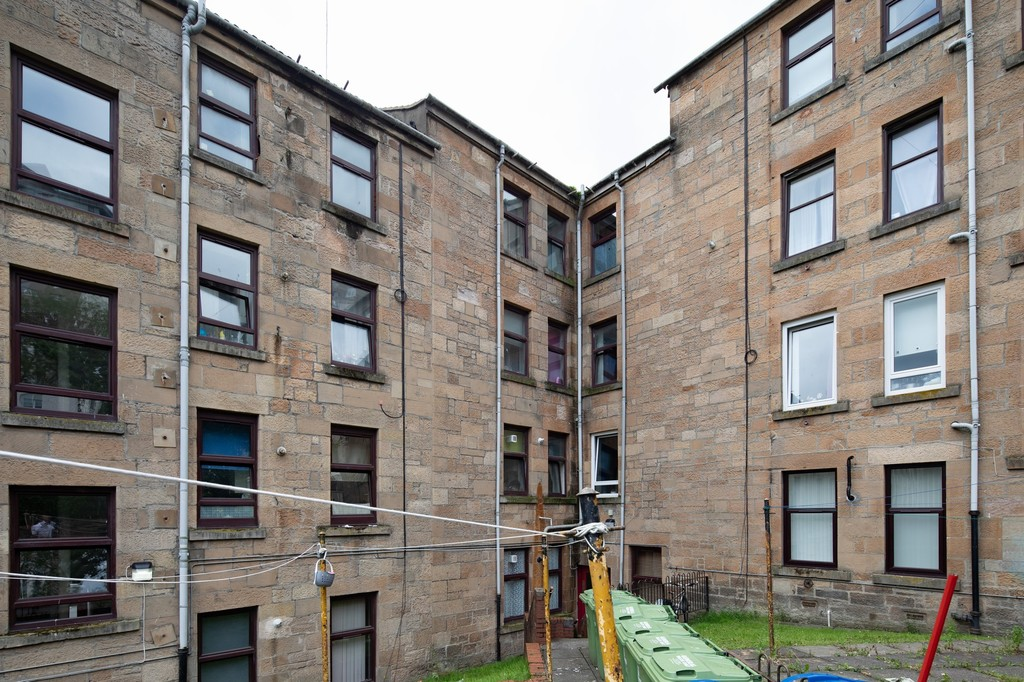 Images from Hawthorn Street, Springburn