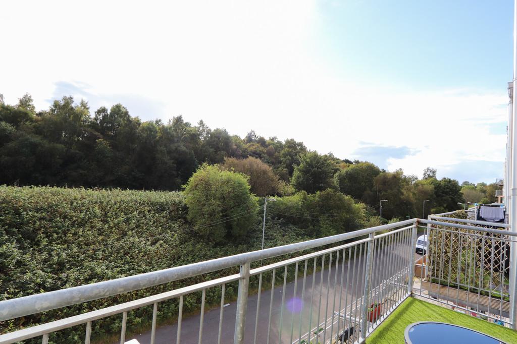 Lochburn Gardens, Maryhill, Glasgow
