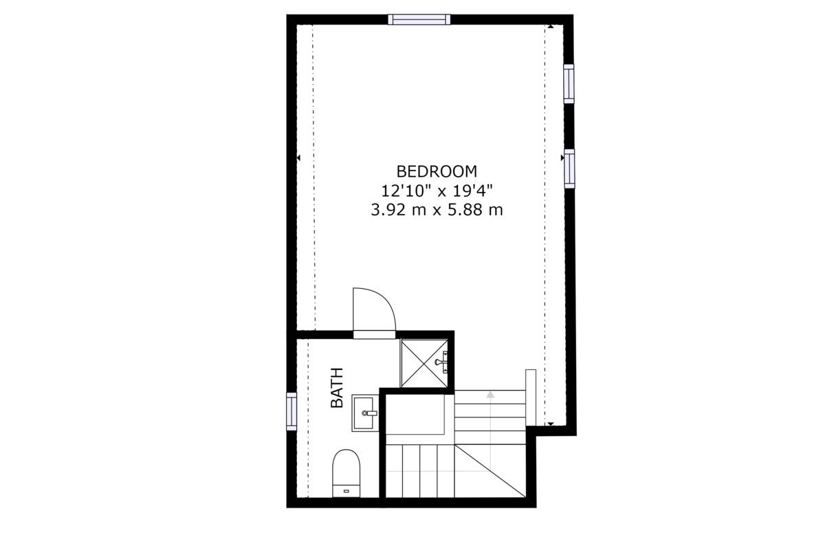 Palmerston Street floorplan