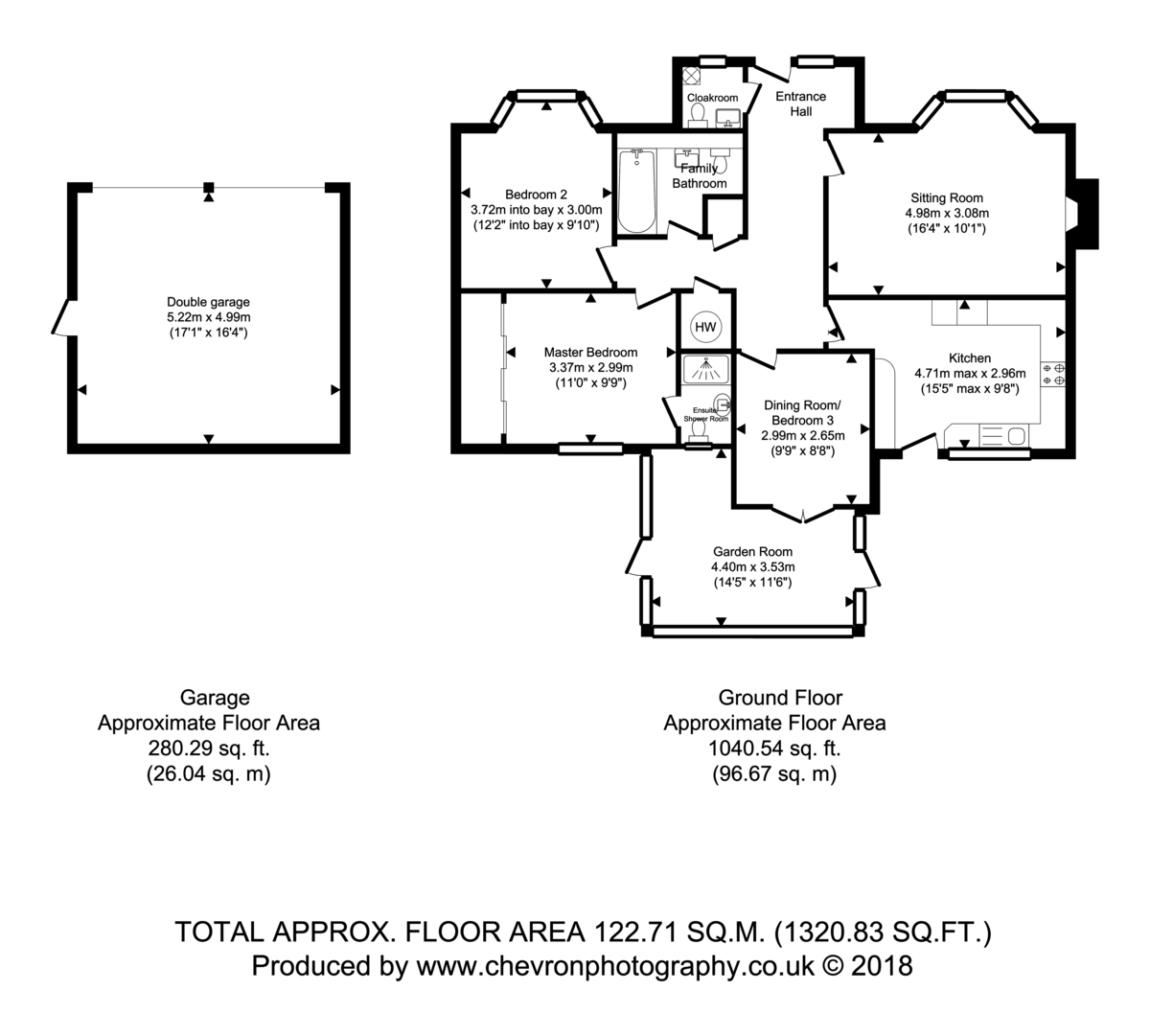 Leavenheath, Suffolk Floorplan