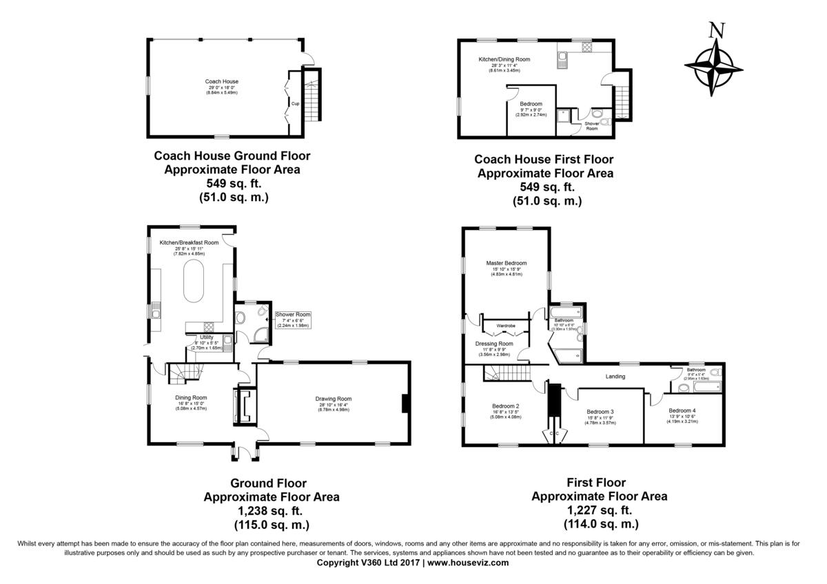 Mary Lane, Hundon, Suffolk Floorplan