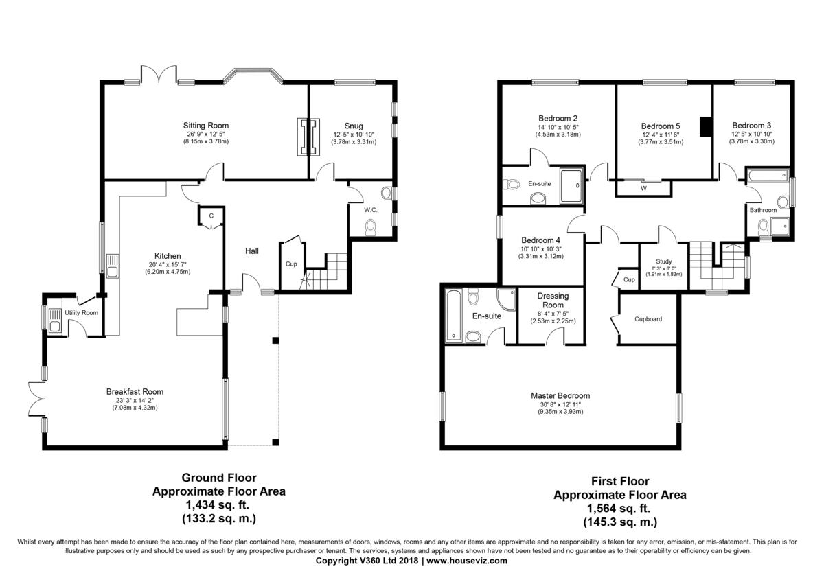 Risby, Bury St Edmunds, Suffolk Floorplan