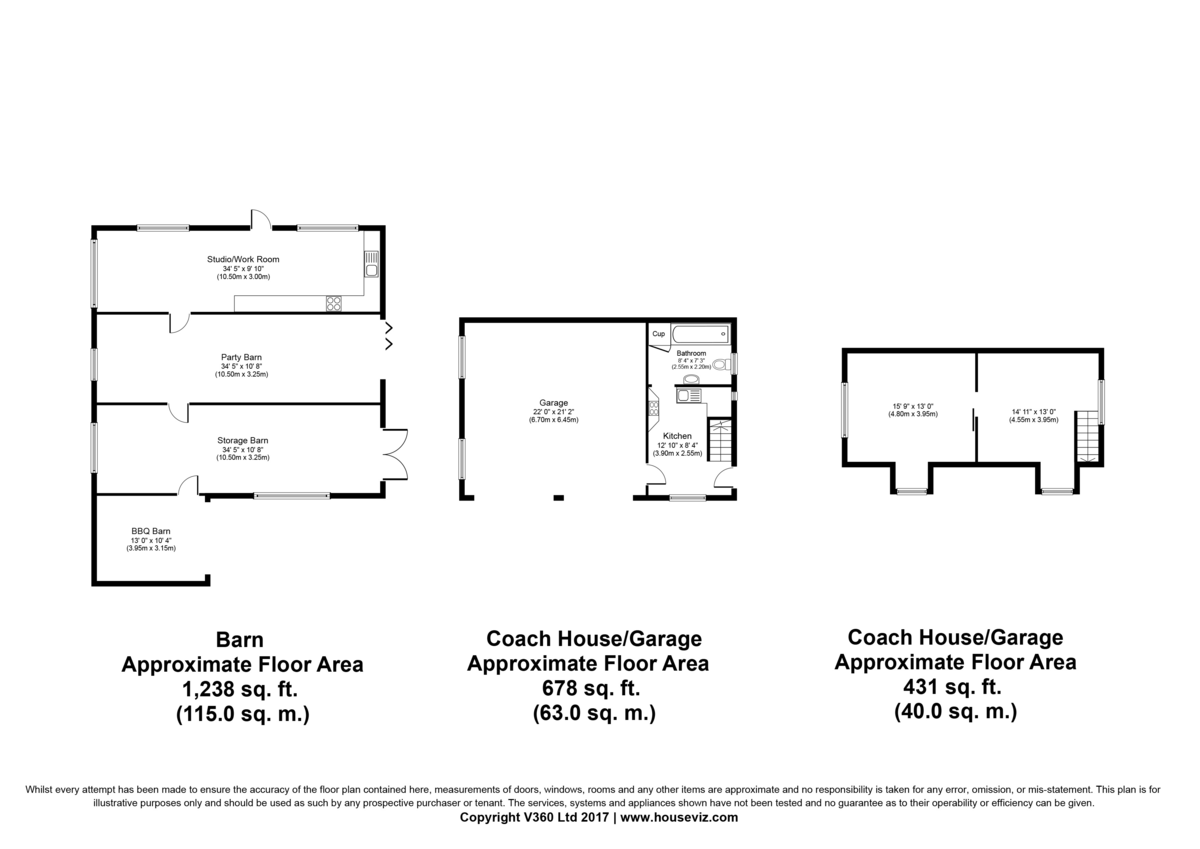 Sible Hedingham, Essex Floorplan