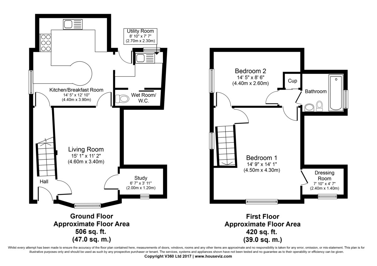 Ditton Green, Woodditton Floorplan